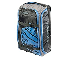 The > 10 lbs Roller is specifically designed for the traveling diver. Fits one full set of dive gear and typically remains under the baggage weight restrictions. The multiple pockets allow for organized packing. The #5 Coil Zippers are smo...