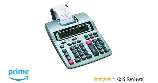 Amazon Com Casio Hr 150tmplus Business Calculator Printing