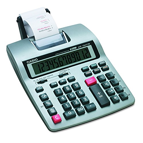 Casio HR-150TMPlus Business Calculator by Casio