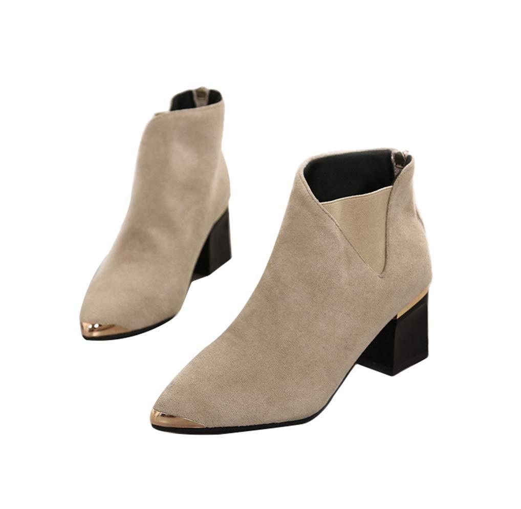 bdeb08ccd116f Amazon.com: Eric Carl Womens Fashion Ankle Boot Low Heel Closed Toe ...