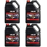 Yamalube All Purpose 4 Four Stroke Oil 10w-40 1 Gallon (4 Gallons)