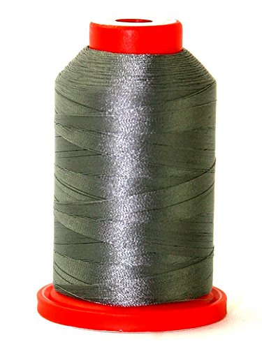 Mettler Seralene Polyester Extra Fine Overlock Sewing Thread 2000m 2000m 415 Old Tin - each ()
