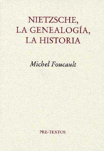 Nietzsche, la genealogía, la historia