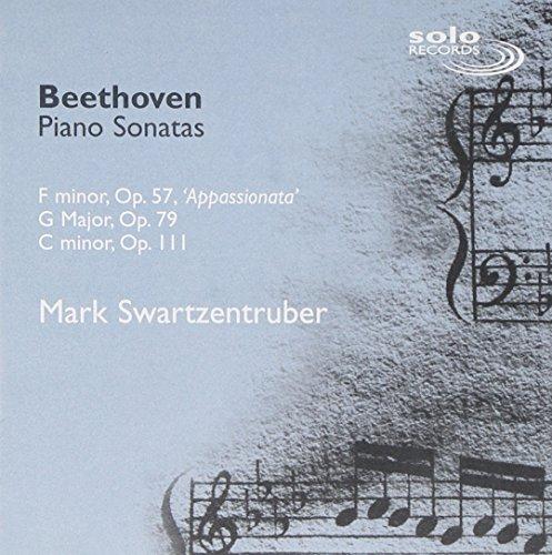 Price comparison product image Beethoven Piano Sonatas