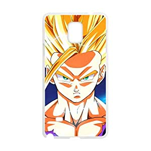 Dragon ball Super Saiyan Cell Phone Case for Samsung Galaxy Note4