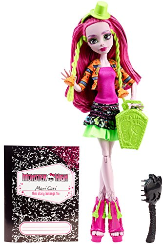 Monster High Monster Exchange Program Marisol Coxi Doll -