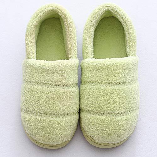 Pantofole confortevole confortevole caldo scarpe cotone uomini inverno antiscivolo in moda semplice C YMFIE di degli cotone casa delle donne SdOtBqxP