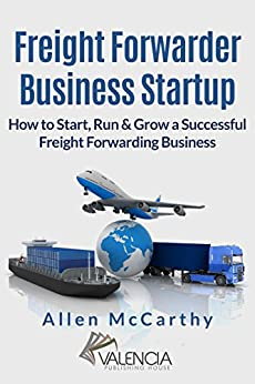 Freight Forwarder Business Startup Successful ebook product image