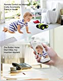 Rabing Cloud Companion RC Car Wi-Fi P2P Remote VR Gravity Sensor HD 1080P Baby Monitor SPY Tank Car APP Control Movement Motion IP Camera Home Remote Camera Vehicles With Wireless Charging Pad