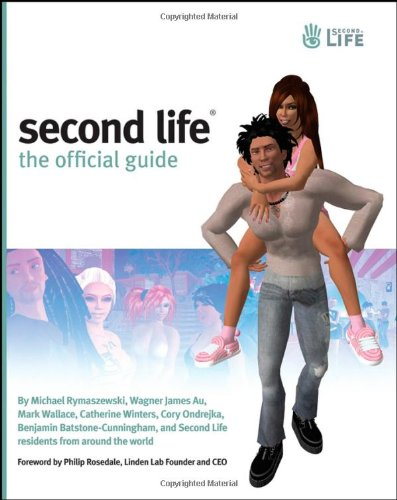 Second Life: The Official Guide-cover