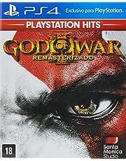 God Of War III Remasterizado Hits - PlayStation 4