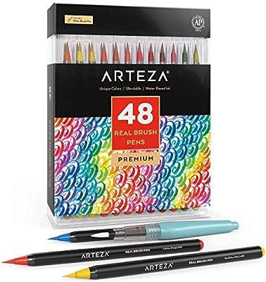 praktische St 2018 5 Stück zufällige gemischte Farbe Kugelschreiber Kunststoff