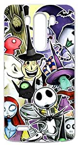 Funny Cartoon The Nightmare Before Christmas Case Cover for LG G3, NEW Phone Cases