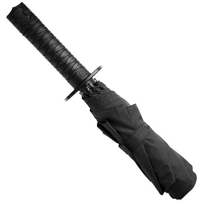 LOCOMO Umbrellas - Chaqueta impermeable - para hombre Negro negro talla única