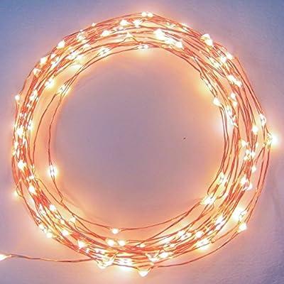 Starry String Lights - Warm White