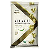 Living Intentions Superfood Popcorn, Salsa Verde with Live Cultures, 113g