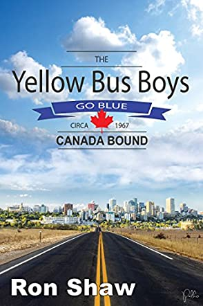 The Yellow Bus Boys Go Blue