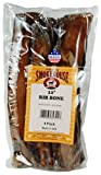 SMOKEHOUSE 785247 4-Pack Rib Bone Pillow Bag Food for Dogs, 12-Inch, My Pet Supplies