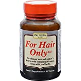 Only Natural For Hair Only – Stimulates Healthy Hair Growth – 50 Tablets Review