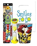 Best Transformers Toothbrush Holders - Transformers 3pc Bright Smile Oral Hygiene Set! Turbo Review