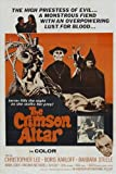 Curse of the Crimson Altar POSTER Movie (27 x 40 Inches - 69cm x 102cm) (1968) (Style B)