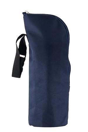 Gosear Termo Calentadores de Leche de Botella de Agua de Alimentación/Silla de Paseo Bolso Colgante de Almacenamiento para Bebé Niño Infantil,Azul