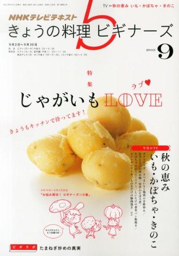 NHK きょうの料理ビギナーズ 2013年 09月号 [雑誌]