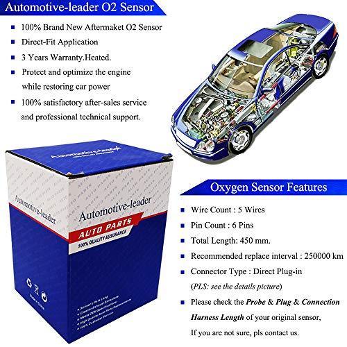 JESBEN 234-5026 Air Fuel Ratio Oxygen Sensor Upstream Sensor 1 Fit For 550i 650i 750i X5 M5 M6 4.4L 2010-2015 Cooper 1.6L 2011-2014 11787576673