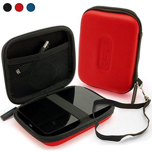 igadgitz-red-eva-hard-travel-case-cover-for-western-digital-my-passport-ultra-ultra-metal-air-mac-x-