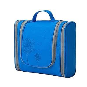 Waterproof Hanging Toiletry Bag Large Travel Makeup Cosmetics bag for Men Women Ladies