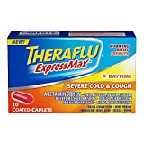 Theraflu ExpressMax Caplets for Daytime Severe Cold and Cough