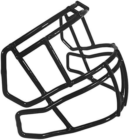 Riddell SPEED S2EG-II-HS4 Adult Football Facemask In LIGHT GRAY.