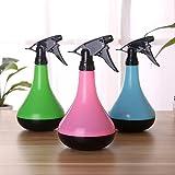 Goodtrade8® Water Spray Bottle, Plastic Empty Spray Bottles Leak Proof Technology for Plants Flowers (Pack of 6)
