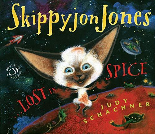 Image of Skippyjon Jones, Lost in Spice