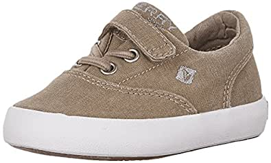 Sperry Boys Wahoo Jr. - K Wahoo Jr. Beige Size: 5.5 Toddler