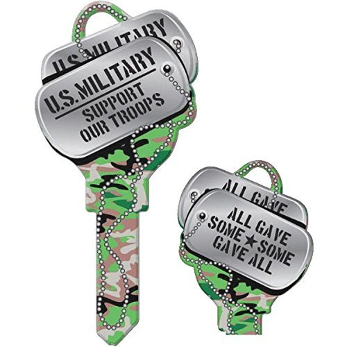- Sc1 Dog Tags Key B141S Pack of 5