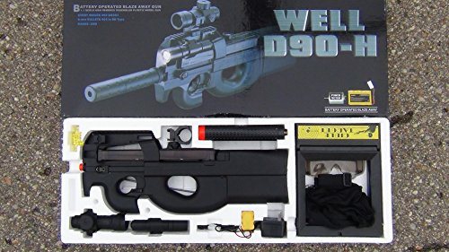 Automatic Airsoft Rifle - 7