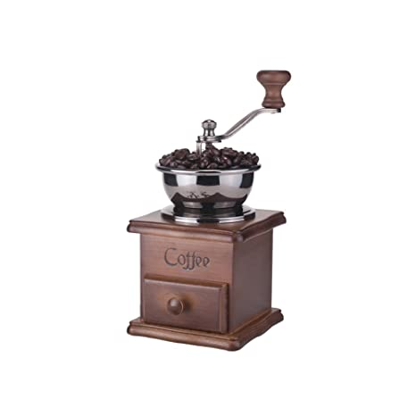 halova Manual molinillo de café, de granos de café molido máquina, mano molinillo de
