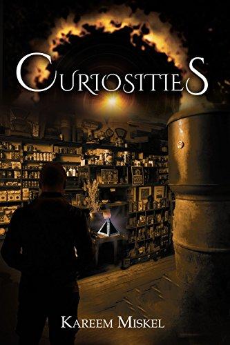Curiosities (Curio Cabinet Book 1)