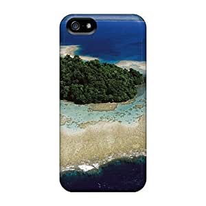 AbbyRoseBabiak Cases Covers For Iphone 5/5s - Retailer Packaging Isl In Kimbe Bay Off Papua New Guinea Protective Cases wangjiang maoyi by lolosakes