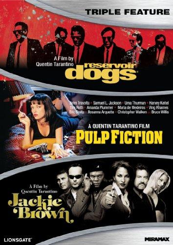 Quentin Tarantino Triple Feature [DVD]