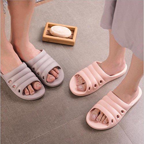 avec et des douche des de Les sandale hommes salle dark blue de bains pantoufles de mode de massage femmes la antidérapantes de de pied vvqwSOxP