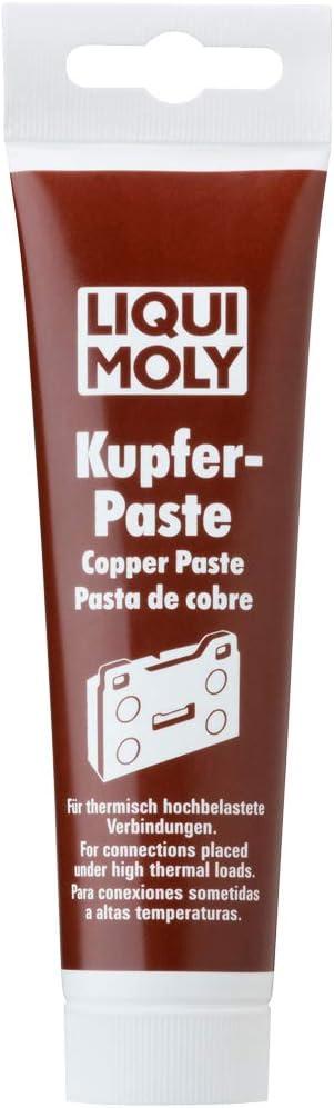 Liqui Moly 3080 - Pasta de cobre, 100 gr: Amazon.es: Coche y moto