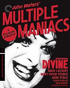 Multiple Maniacs [Blu-ray]