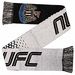 Amazon.com : Official Newcastle United Crest Scarf
