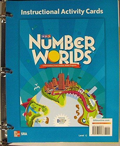 SRA Number Worlds Insructional Activity Cards Level C (Level C)