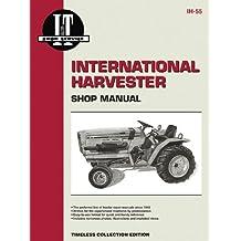 International Harvester Shop Manual Series 234,234Hydro,244&254