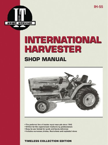 International Harvester Shop Manual Series 234,234Hydro,244&254 (I & T Shop Service)