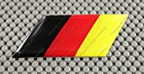 3d detail supplies - Germany Deutschland Flag 3d Decal Sticker