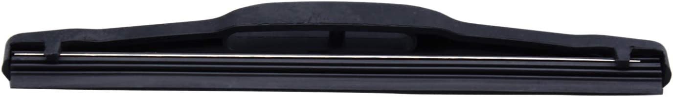 Lopbinte para C4 3 Door Coupe 2004-2010 Escobilla de Limpiaparabrisas Trasero 7 Pulgadas 180 Mm Escobilla de Limpiaparabrisas Posterior Trasera